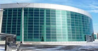 kongress hall winter