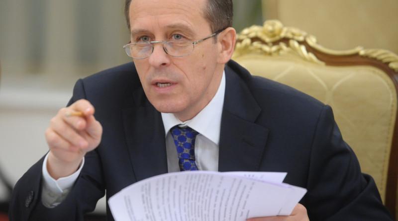 ITAR-TASS 73: MOSCOW, RUSSIA. DECEMBER 21, 2009. Head of Federal Security Service (FSB), Alexander Bortnikov seen before a regular meeting of the Government Commission for control over foreign investments in the Russian Federation. (Photo ITAR-TASS / Stanislav Krasilnikov)  73. Ðîññèÿ. Ìîñêâà. 21 äåêàáðÿ. Ãëàâà ÔÑÁ ÐÔ Àëåêñàíäð Áîðòíèêîâ ïåðåä íà÷àëîì çàñåäàíèÿ ïðàâèòåëüñòâåííîé êîìèññèè ïî êîíòðîëþ çà îñóùåñòâëåíèåì èíîñòðàííûõ èíâåñòèöèé â Ðîññèéñêîé Ôåäåðàöèè. Ôîòî ÈÒÀÐ-ÒÀÑÑ/ Ñòàíèñëàâ Êðàñèëüíèêîâ