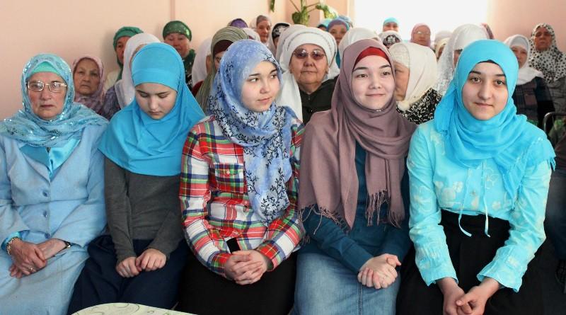 семинар для мусульманок