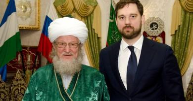Верховный муфтий и Баринов