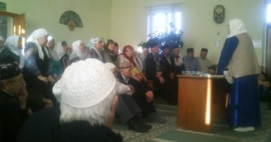 курсы в мечети