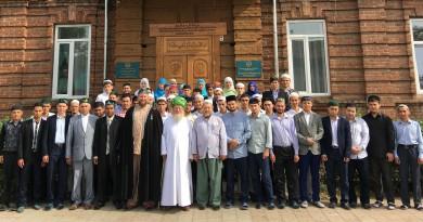 Верховный муфтий выступил перед студентами РИУ ЦДУМ России
