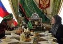 Финский дипломат в гостях у Верховного муфтия России