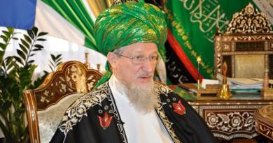 Talgat-Tadzhuddin