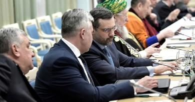 В Москве обсудили вопросы социального служения