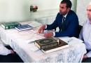 В г. Бирске Республики Башкирия прошёл конкурс чтецов Корана